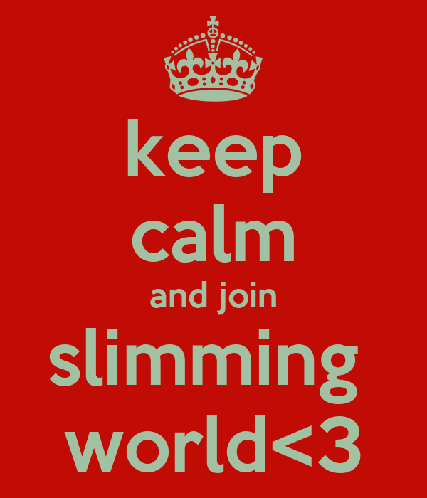 Keep calm and join slimming world for Buy slimming world products online