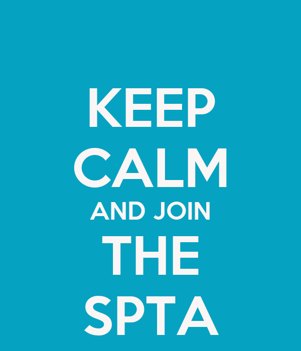 KEEP CALM AND JOIN THE SPTA