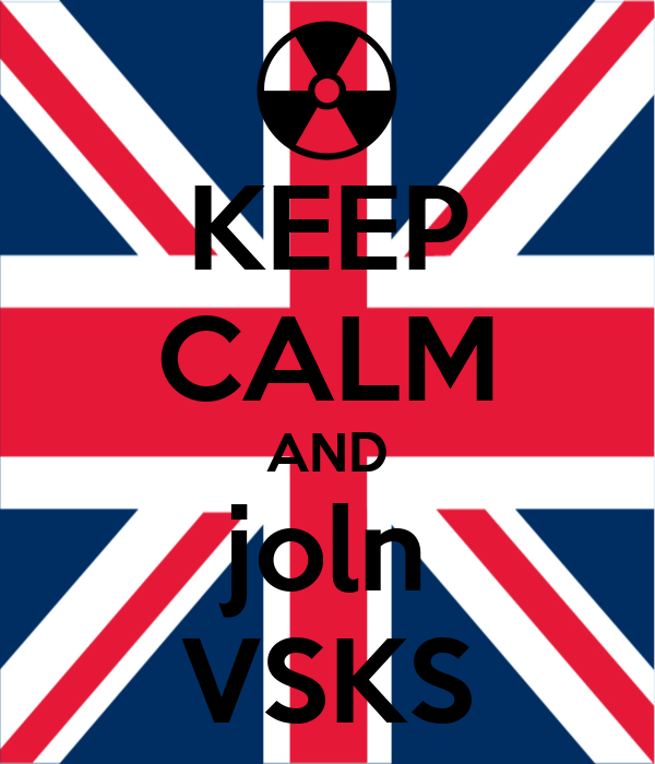 KEEP CALM AND joln VSKS