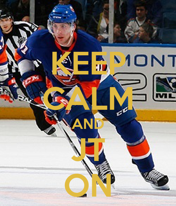 KEEP CALM AND JT ON