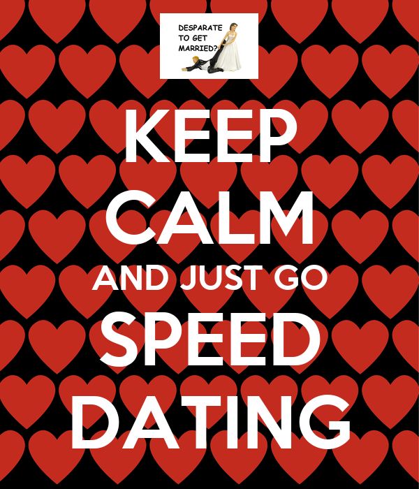 Speed dating taglines