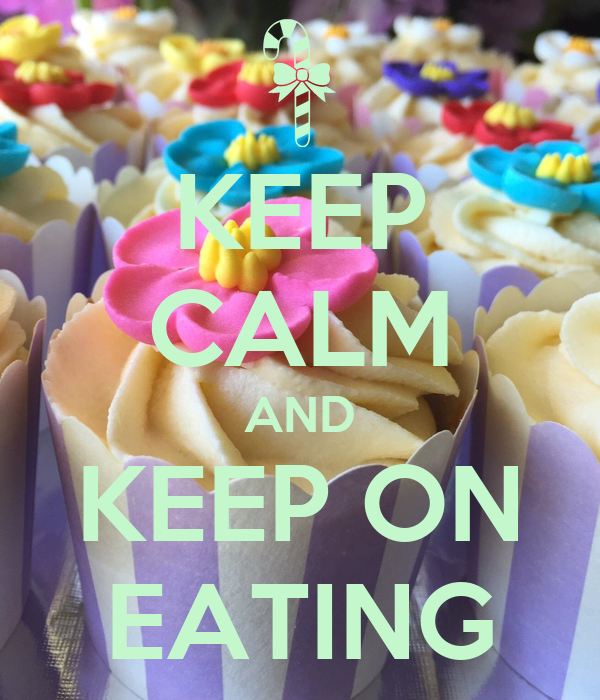 how to keep from eating