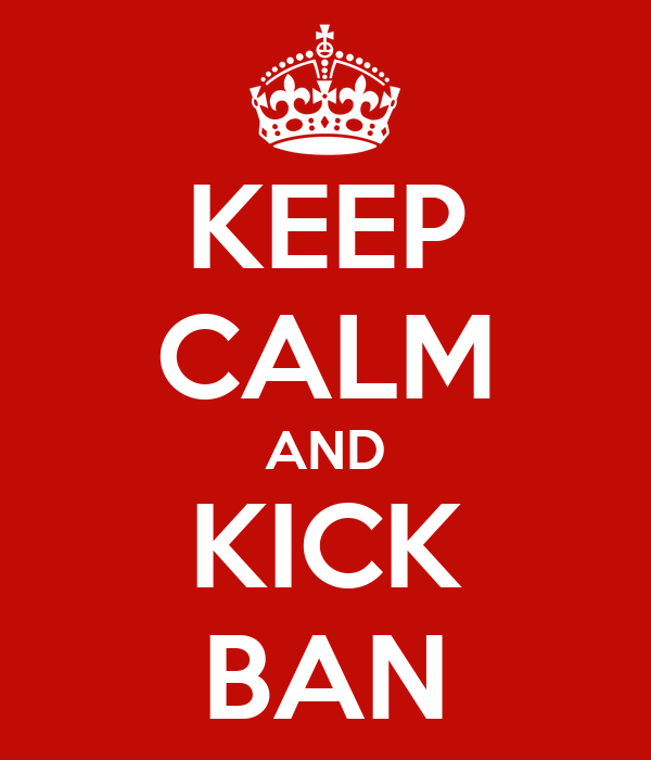 kickban