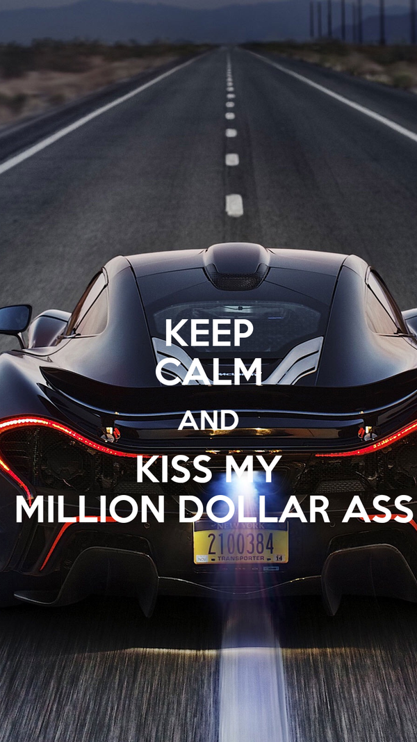 The million dollar ass