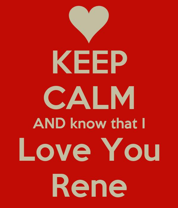 Rene love
