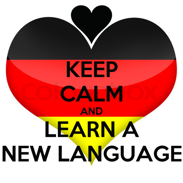 KEEP CALM AND LEARN A NEW LANGUAGE