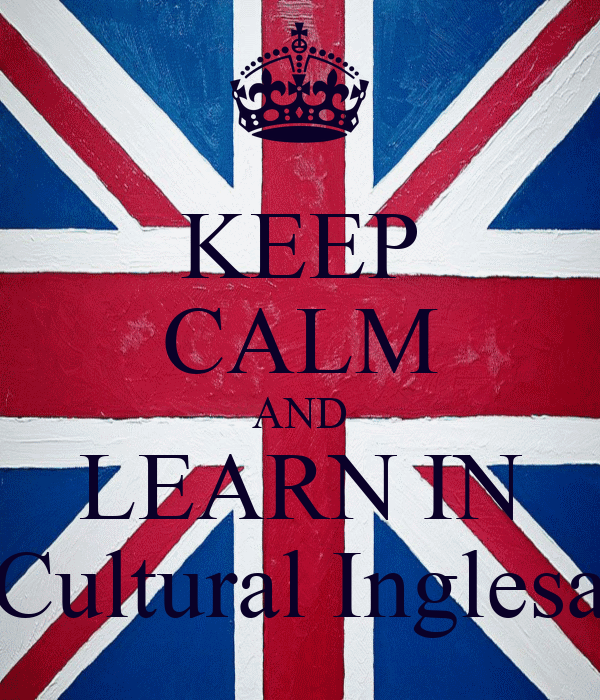 KEEP CALM AND LEARN IN Cultural Inglesa