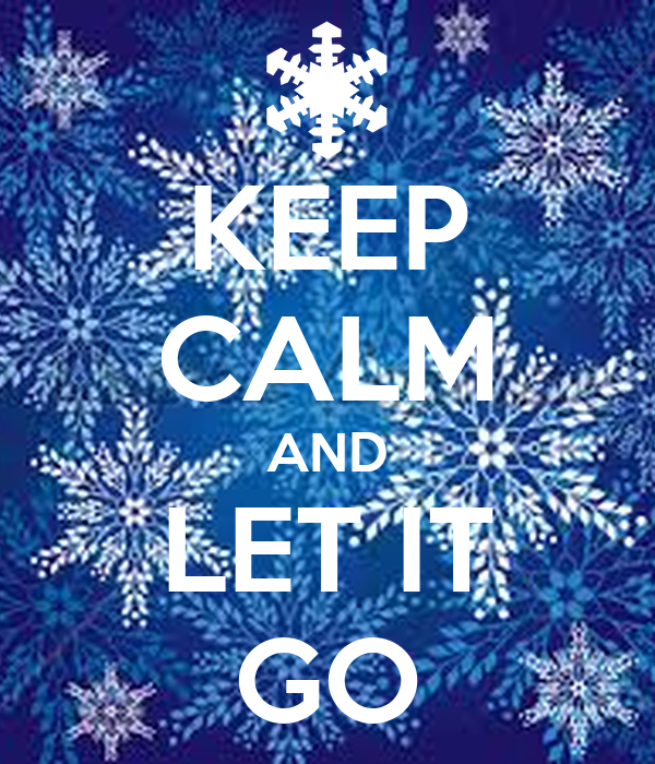 keep calm and let it go poster elizabeth keep calmomatic