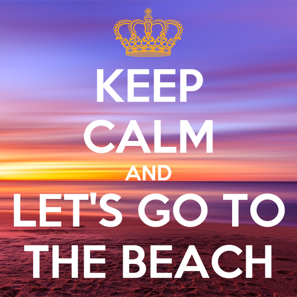 keep calm and let 39 s go to the beach poster blondboy2 keep calm o matic. Black Bedroom Furniture Sets. Home Design Ideas