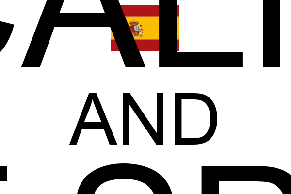 KEEP CALM AND LET SPAIN BE FREE