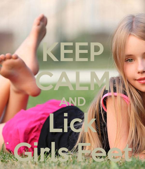KEEP CALM AND Lick Girls Feet Poster | breki2002 | Keep