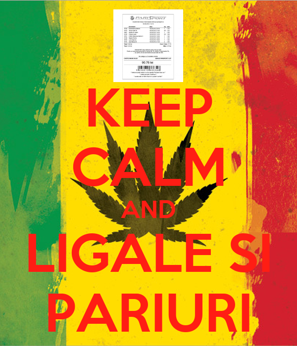 KEEP CALM AND LIGALE SI PARIURI