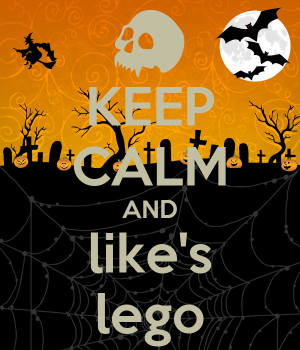 KEEP CALM AND like's lego