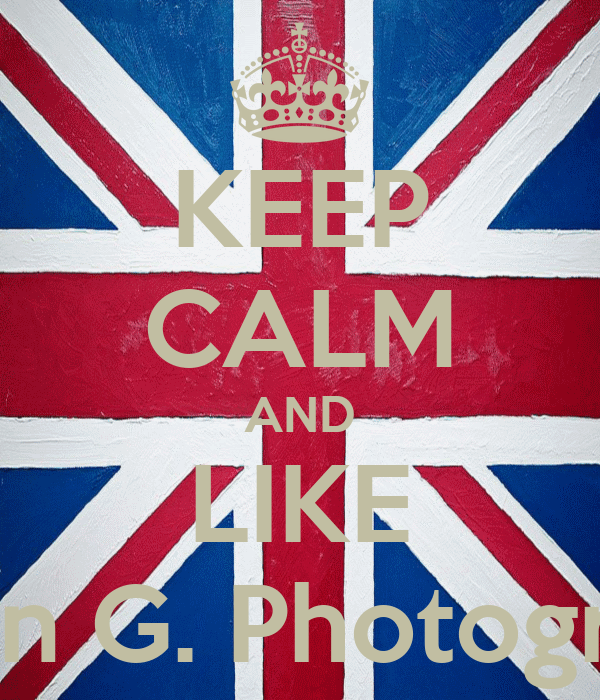 KEEP CALM AND LIKE Stefan G. Photography