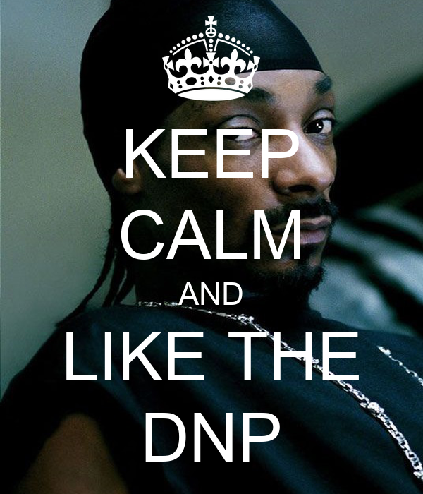 KEEP CALM AND LIKE THE DNP
