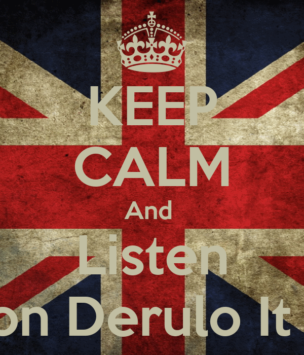 KEEP CALM And  Listen Jason Derulo It Girl