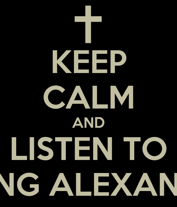 KEEP CALM AND LISTEN TO ASKING ALEXANDRIA