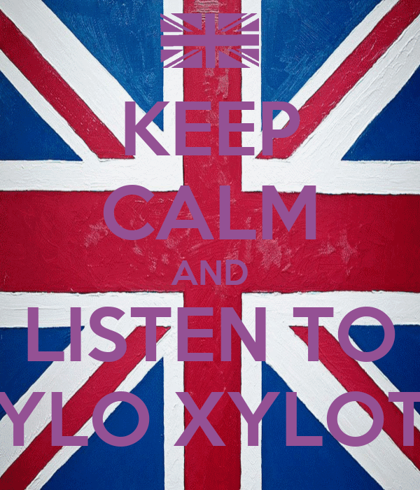 KEEP CALM AND LISTEN TO MYLO XYLOTO