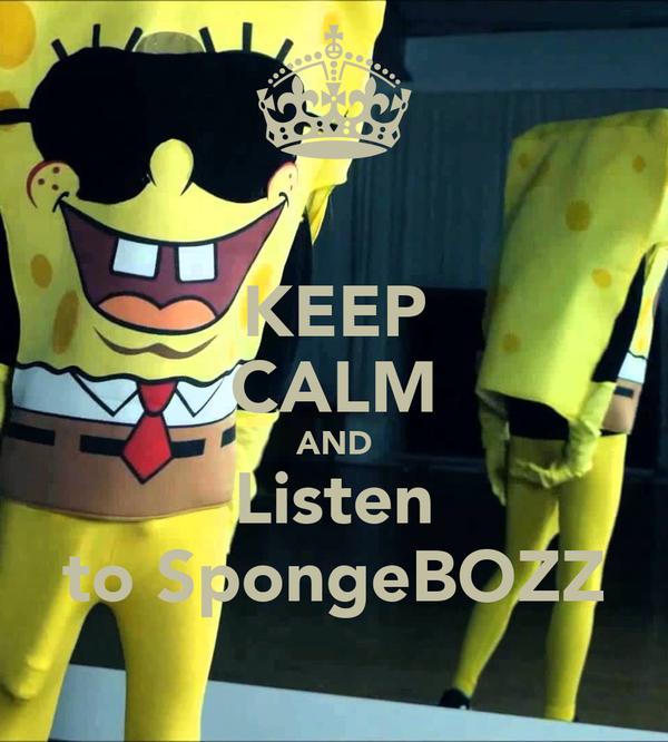 spongebozz merch store
