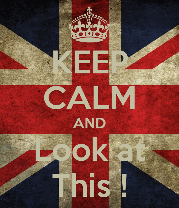 KEEP CALM AND Look at This !