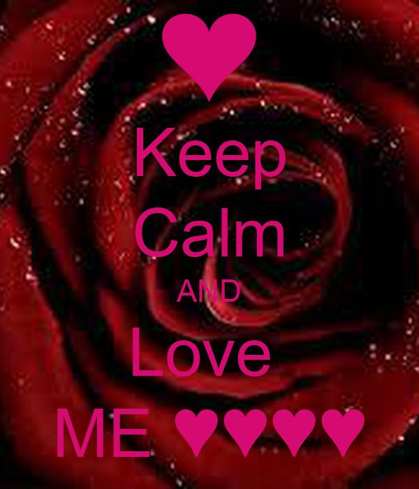Keep Calm AND Love  ΜΕ ♥♥♥♥