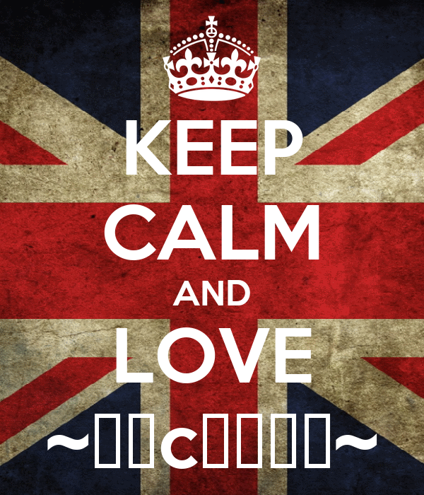 KEEP CALM AND LOVE ~мιcєттα~