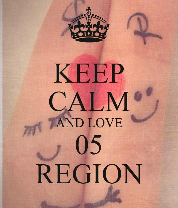 KEEP CALM AND LOVE 05 REGION