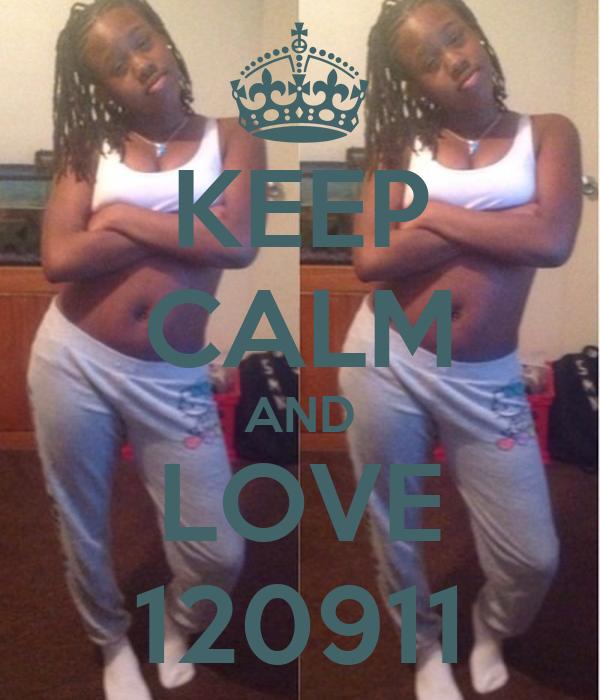 KEEP CALM AND LOVE 120911