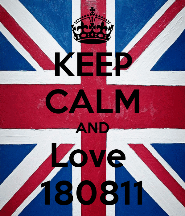 KEEP CALM AND Love  180811