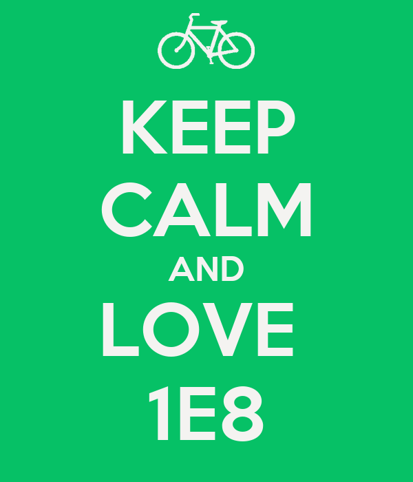 KEEP CALM AND LOVE  1E8