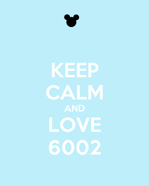 KEEP CALM AND LOVE 6002