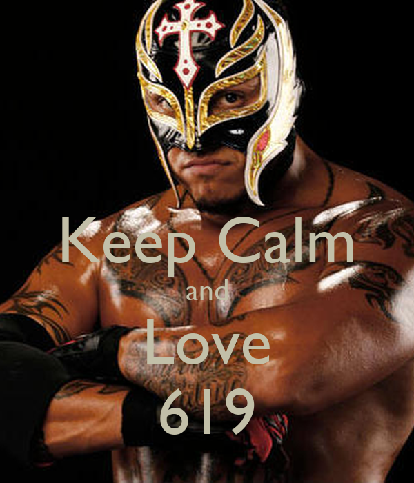 Keep Calm and Love 619