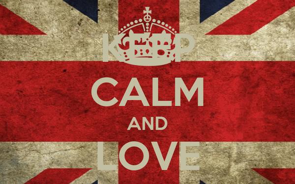 KEEP CALM AND LOVE AIZHAN