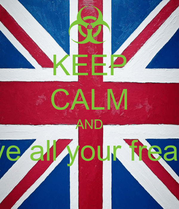 KEEP CALM AND love all your freand