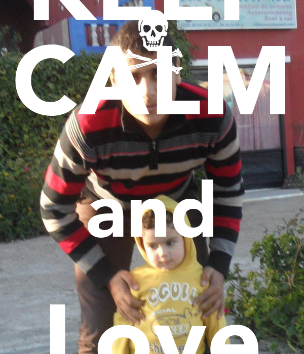 KEEP CALM and Love Aloxiix