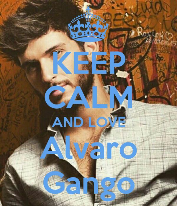 KEEP CALM AND LOVE Alvaro Gango