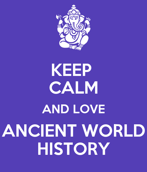 i love world history Key terms from princeton review: cracking the ap world history exam 2013 and ap world history: an essential coursebook.