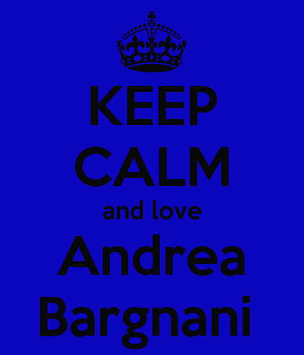 KEEP CALM and love Andrea Bargnani