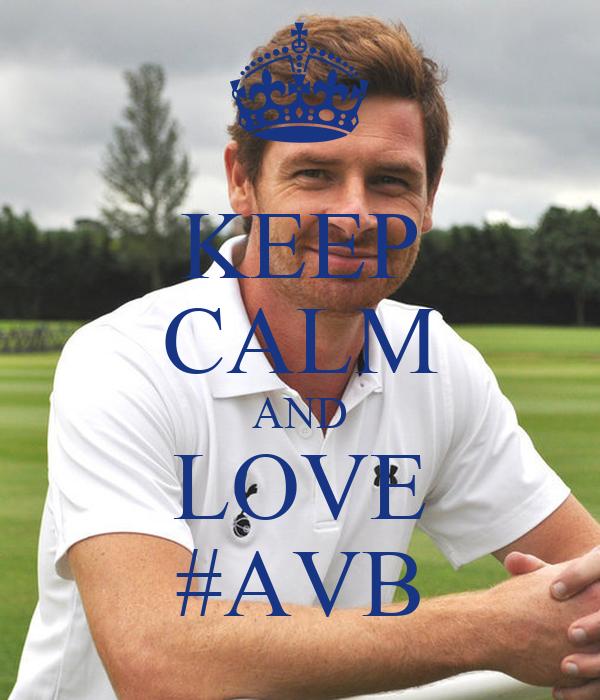 KEEP CALM AND LOVE #AVB