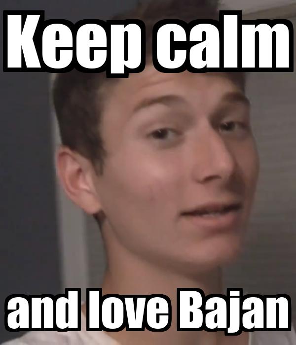 Keep calm and love Bajan