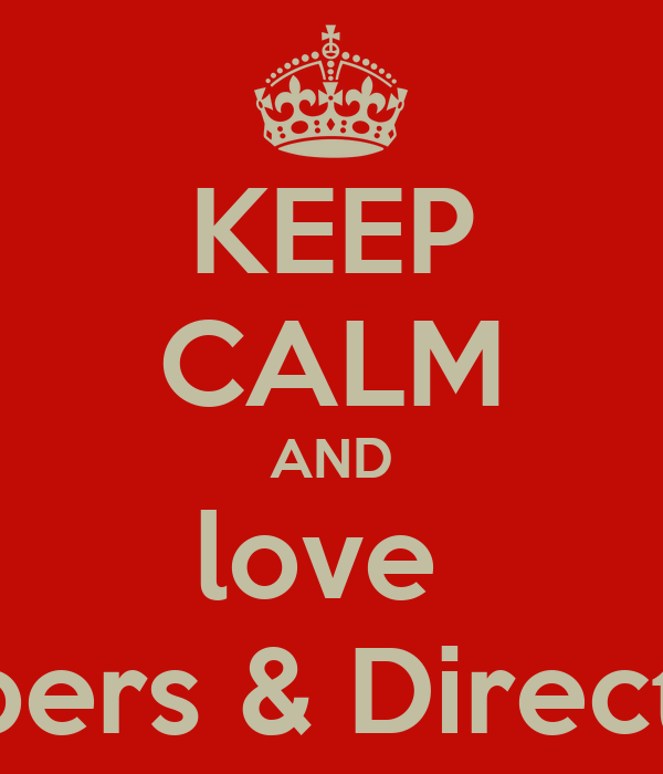 KEEP CALM AND love  Beliebers & Directioner