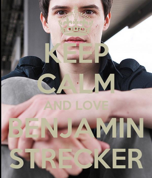 Benjamin Strecker Bruder
