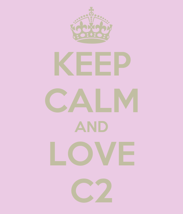 KEEP CALM AND LOVE C2
