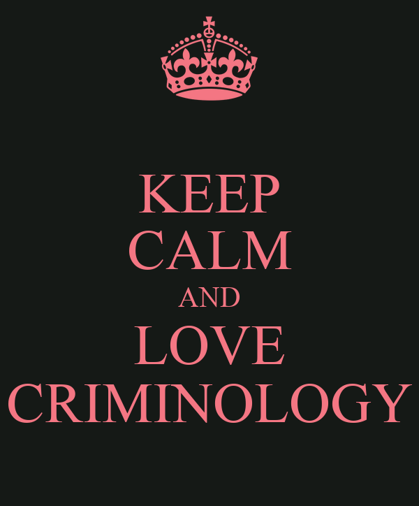 Criminology buy help