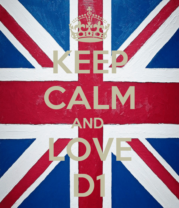 KEEP CALM AND  LOVE D1