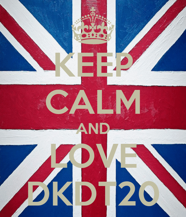 KEEP CALM AND LOVE DKDT20