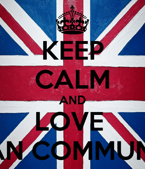 KEEP CALM AND LOVE   EDAN COMMUNITY