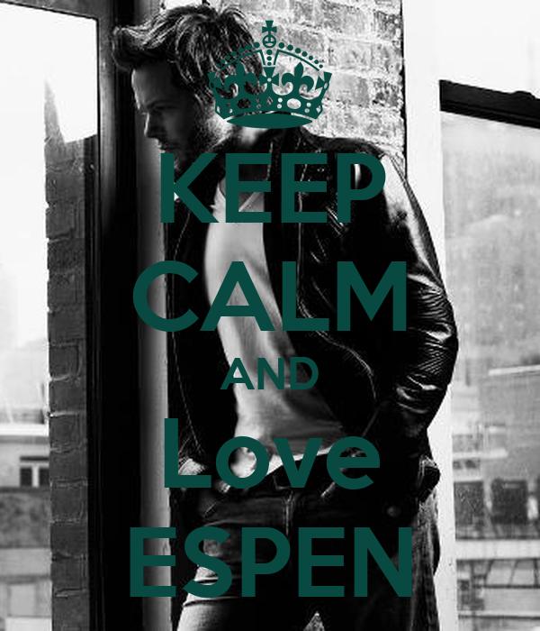 KEEP CALM AND Love ESPEN