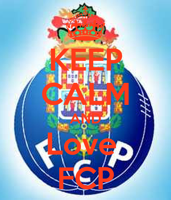KEEP CALM AND Love  FCP