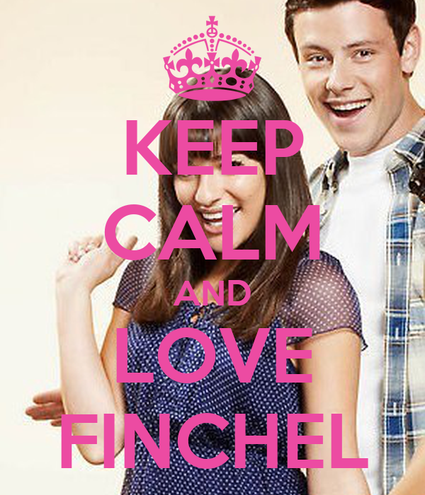 KEEP CALM AND LOVE FINCHEL